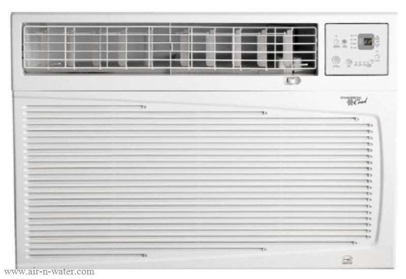 The Haier Cwh12a 12 000 Btu Window Air Conditioner And Heater Window Air Conditioner Air Conditioner Mobile Home
