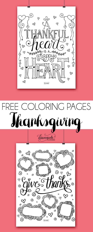 Thanksgiving Coloring Pages | Ausmalbilder, Schrift und Handschriften