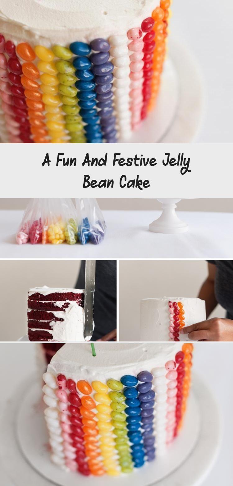 Photo of Regenbogenkuchen #rainbowcake #jellybeans #PinataKuchenBirthday #PinataKuchenEin…