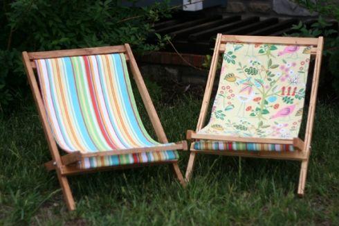Kid S Sling Chair Diy For Kids Diy For Teens Easy Diys