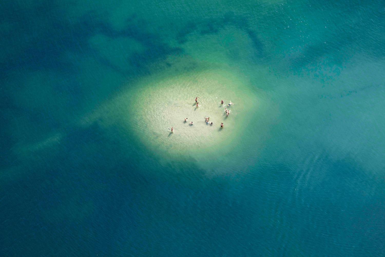 Klaus Leidorf Underwater island II (With images) Color