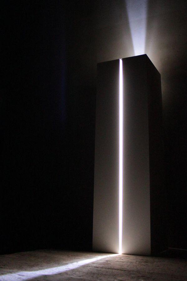 idol by p ter toronyi via behance lighting design pinterest lumiere luminaire et. Black Bedroom Furniture Sets. Home Design Ideas