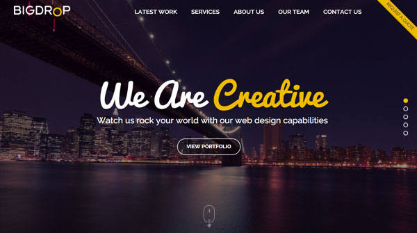 20 of the Best Website Homepage Design Examples | Web Design ...