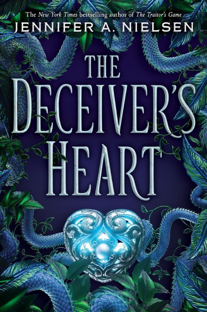 The Deceiver's Heart by Jennifer A. Nielsen Book release