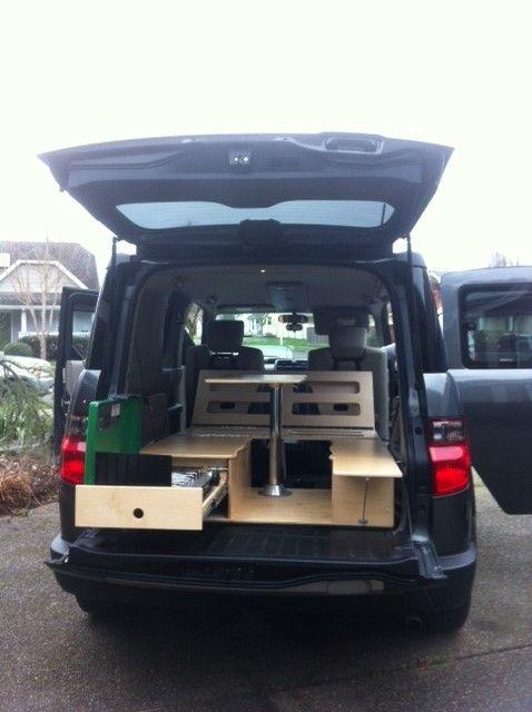 chuck box sleeping platform honda element owners club. Black Bedroom Furniture Sets. Home Design Ideas