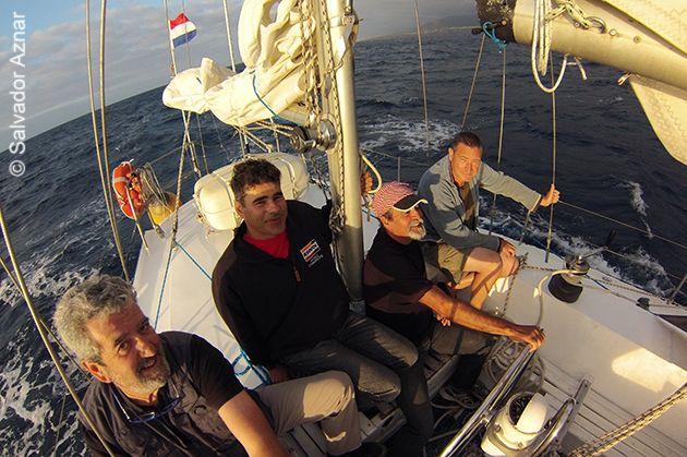 Viajes y fotografía | Travel blog | Salvador Aznar: Viajar en velero