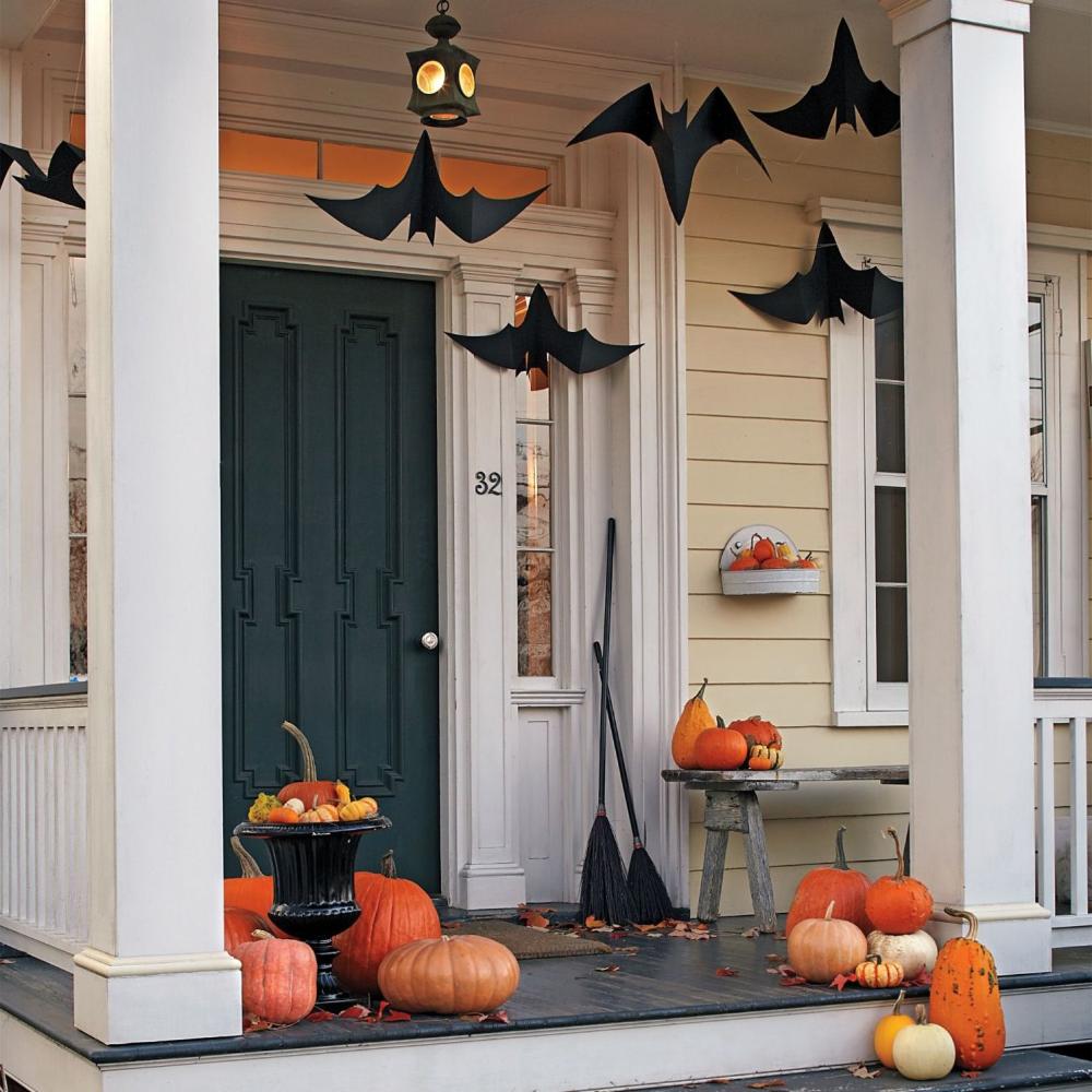 Déco Halloween maison : inspiration Pinterest