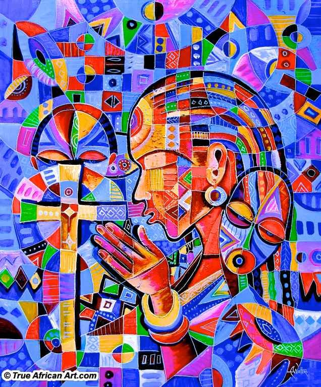 Unity. Art. Color. All the colors show unity. Elements