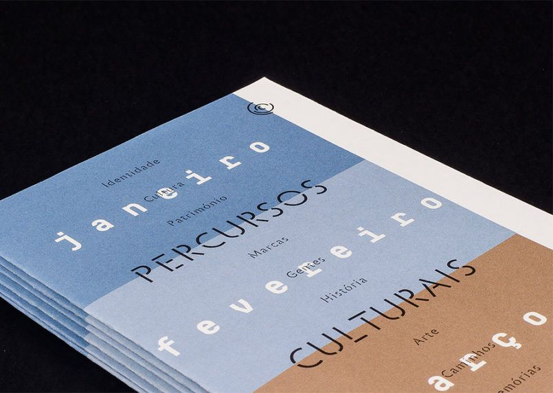 Cultural Routes: Editorial Design by Another Collective