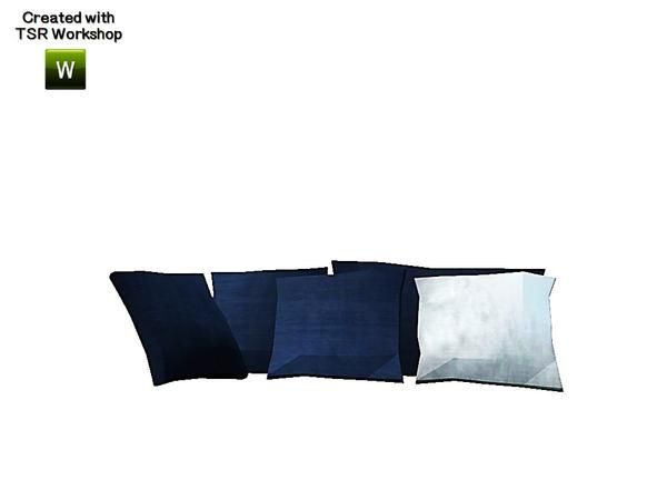 Trustimes blue comfort left pillows
