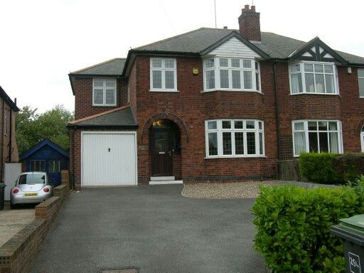 Extended 1930s Semi Detached House Extensions