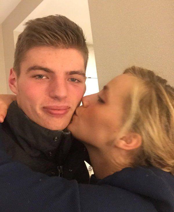 Freundin Max Verstappen