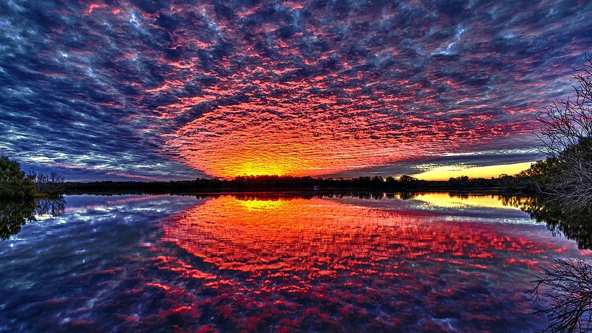Stunning Hdr Wallpaper 1920x1080 8048 Sunset Photos Sunset Wallpaper Amazing Photography