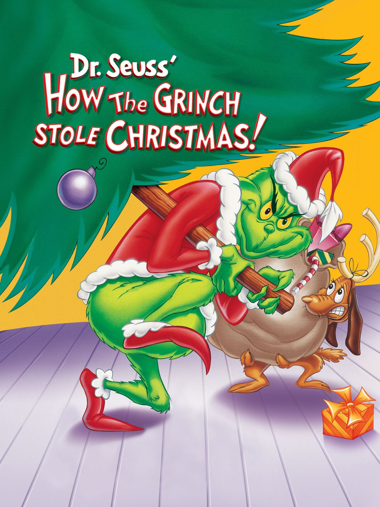 How The Grinch Stole Christmas The Grinch Movie Classic Christmas Movies Grinch Stole Christmas