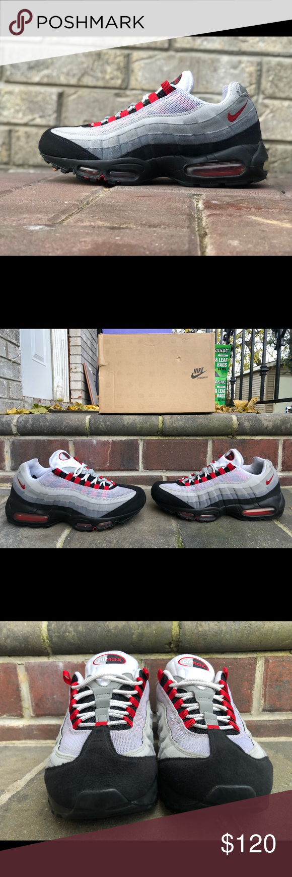 new arrival 280a7 aeb6b Nike air max 95 chili 2009 OG I am selling a pair of Nike ...