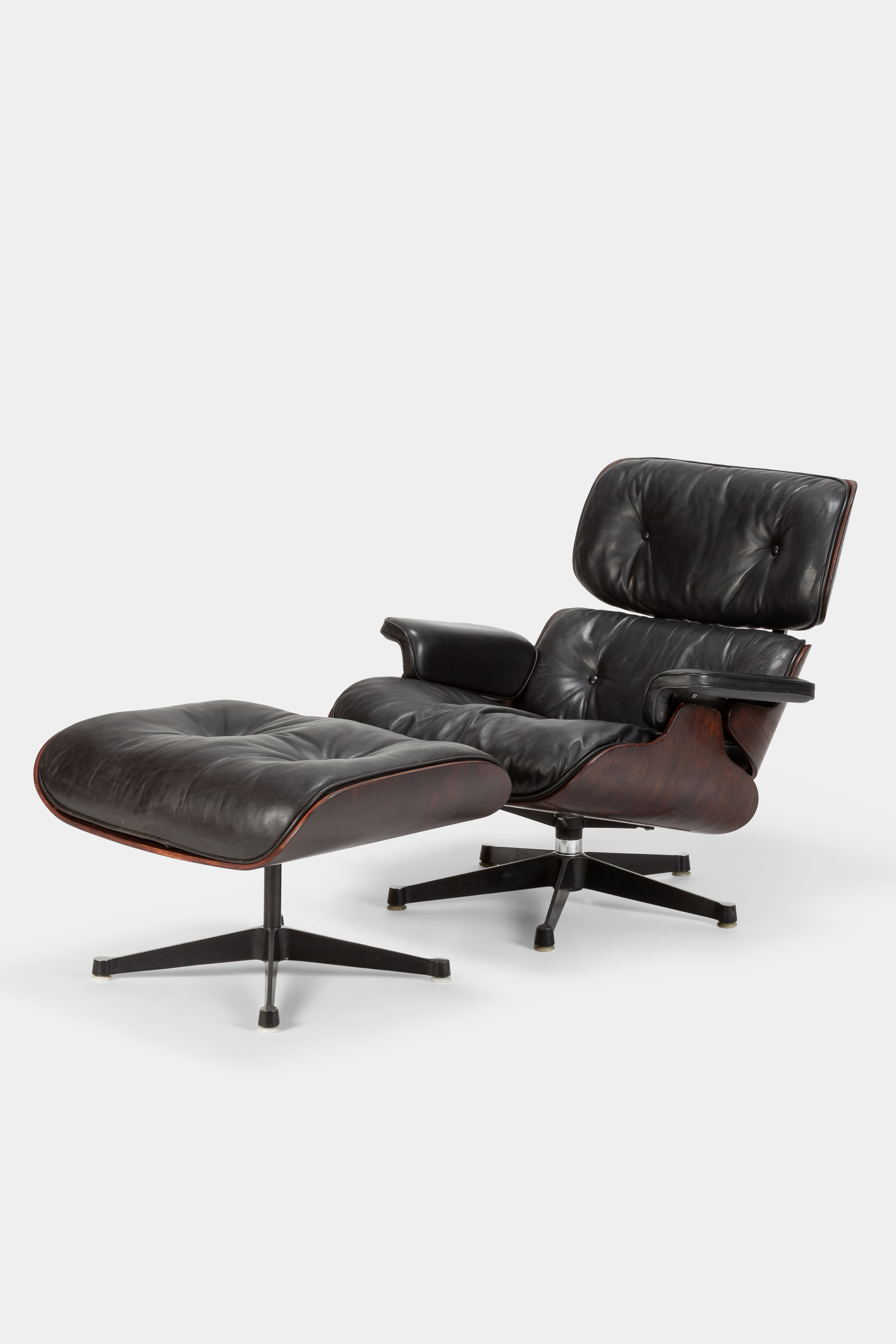 Charles Ray Eames Lounge Chair Vitra 70 S