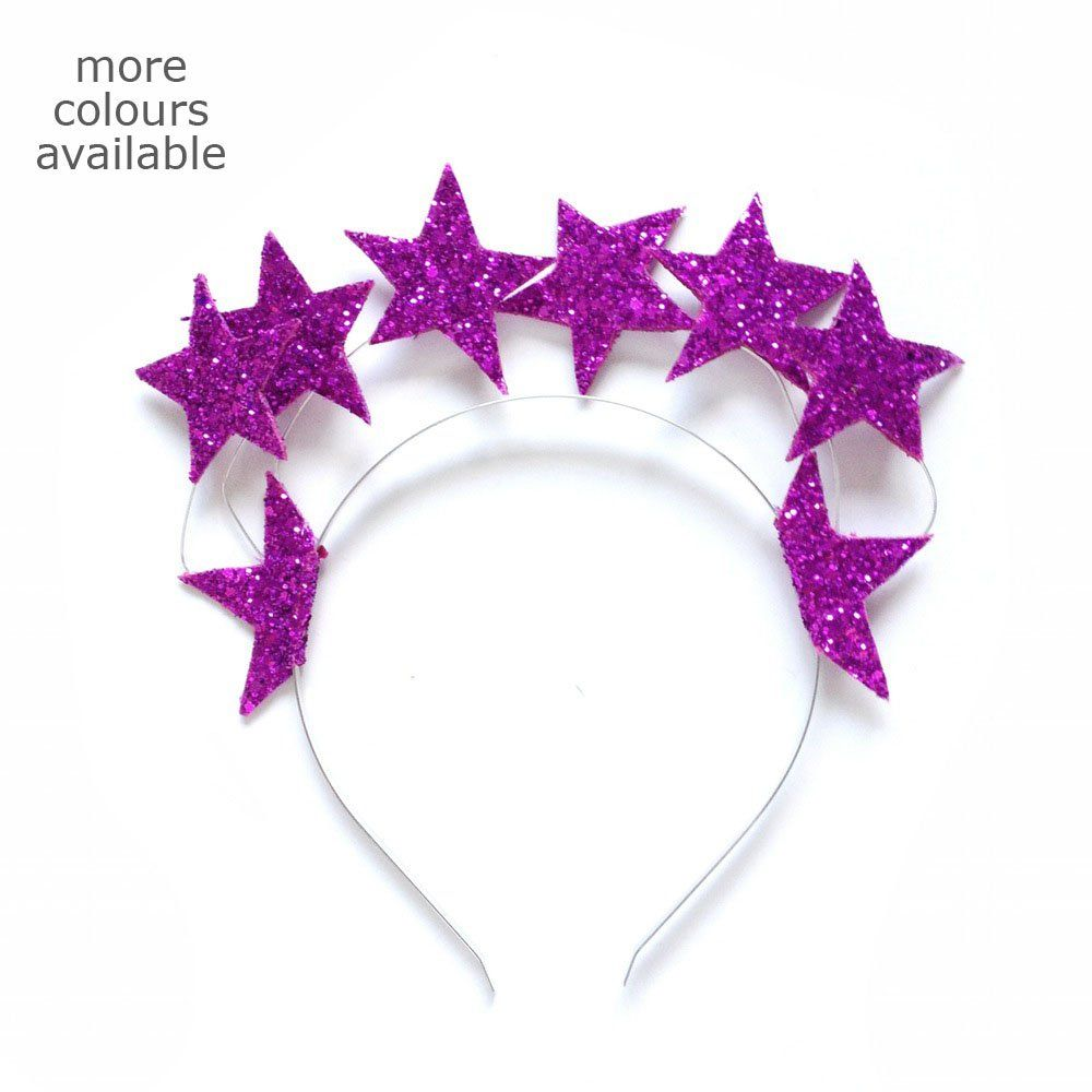 Glitter Star Halo Headband | Celestial | Pinterest | Glitter stars ...