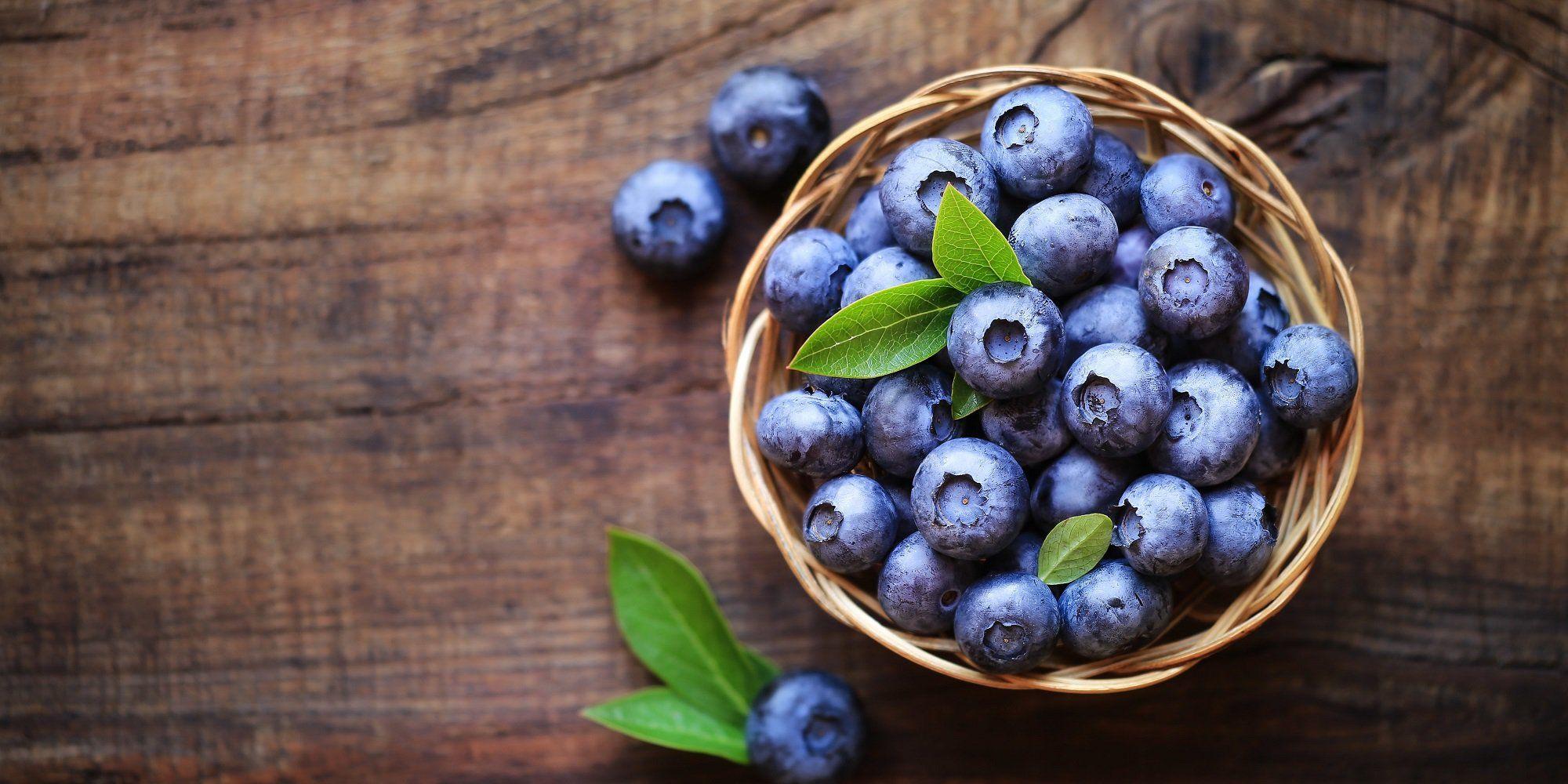Myrtilles : nos idées recettes | Myrtille, Calories des aliments ...