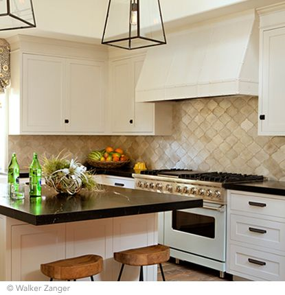 Walker Zanger Contessa Arabesco backsplash - Google Search ...