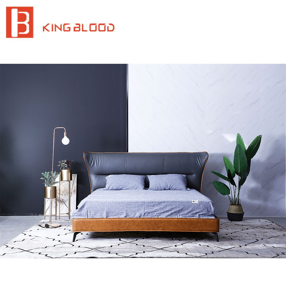 Italian Bed Frame King Size Leather Bed Designs Cheap Product Is