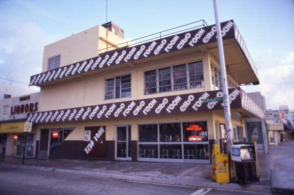 Florida Memory View Of The Elbo Room Bar At 241 S Ft