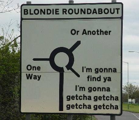 6fbb6dbc4b53fd6e0aba9b5df4f8bcf5 a blondie meme, nice hilarities pinterest blondies, meme and