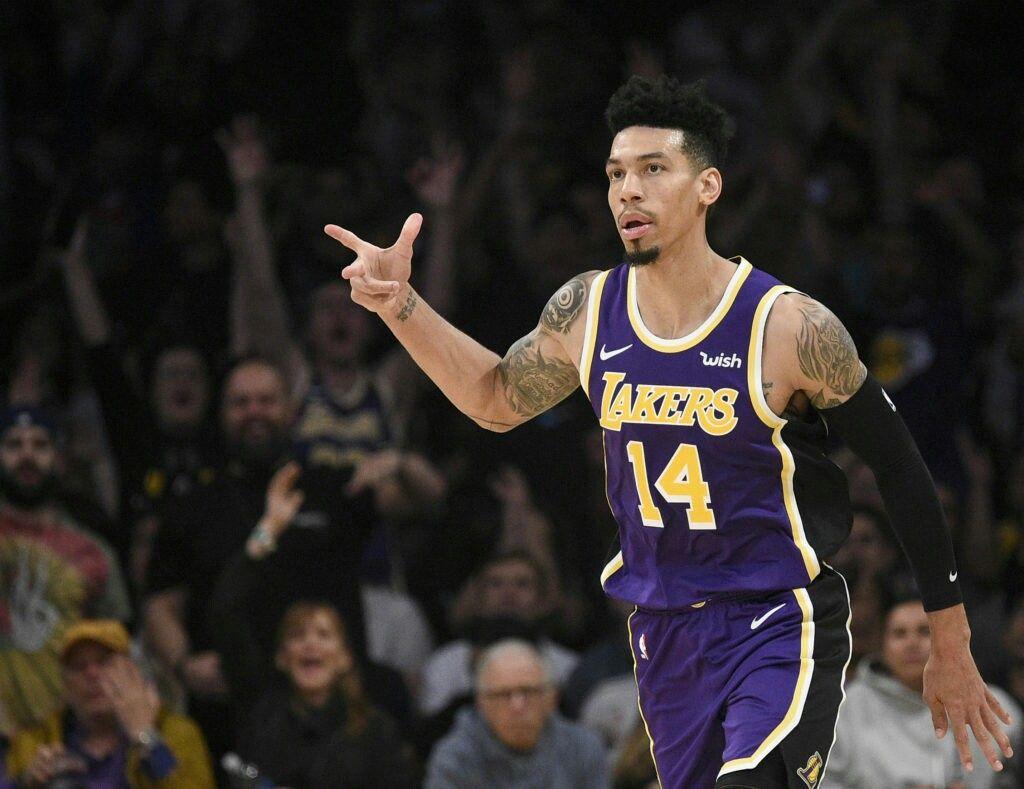 Danny Green Los Angeles Lakers Guys Lakers