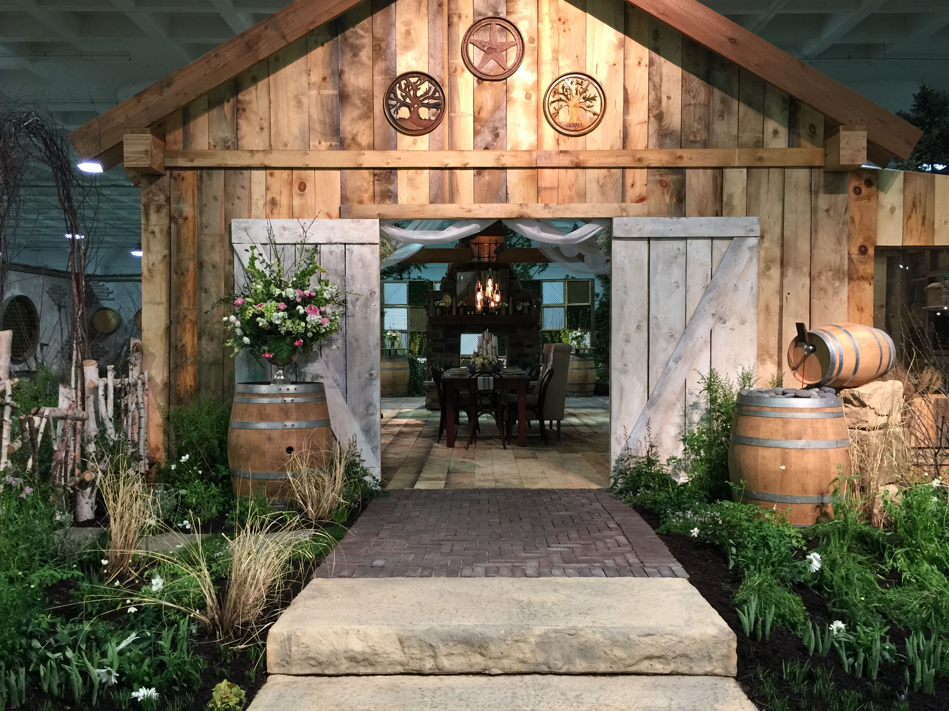 Cleveland 2016 Home And Garden Show Just Started! Here Is A Spring Flower  Vineyard Wedding