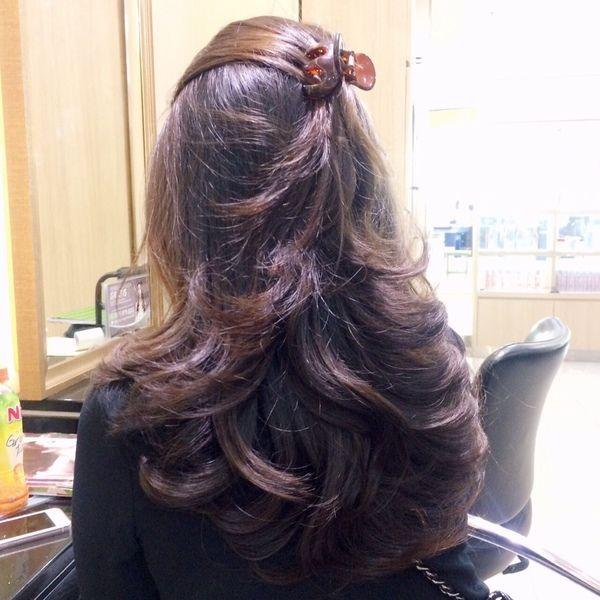 Dinda Rambut Km Layer Bukan Ask Fm Agndnd Long Hair Ponytail Indian Long Hair Braid Haircuts For Long Hair With Layers