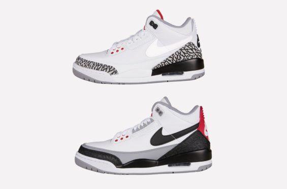 Air Jordan 3… | Air jordans, Sneakers