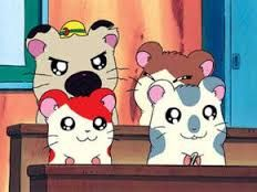 نتيجة بحث الصور عن مسلسلات كرتون سبيس تون Hamtaro Childhood Character