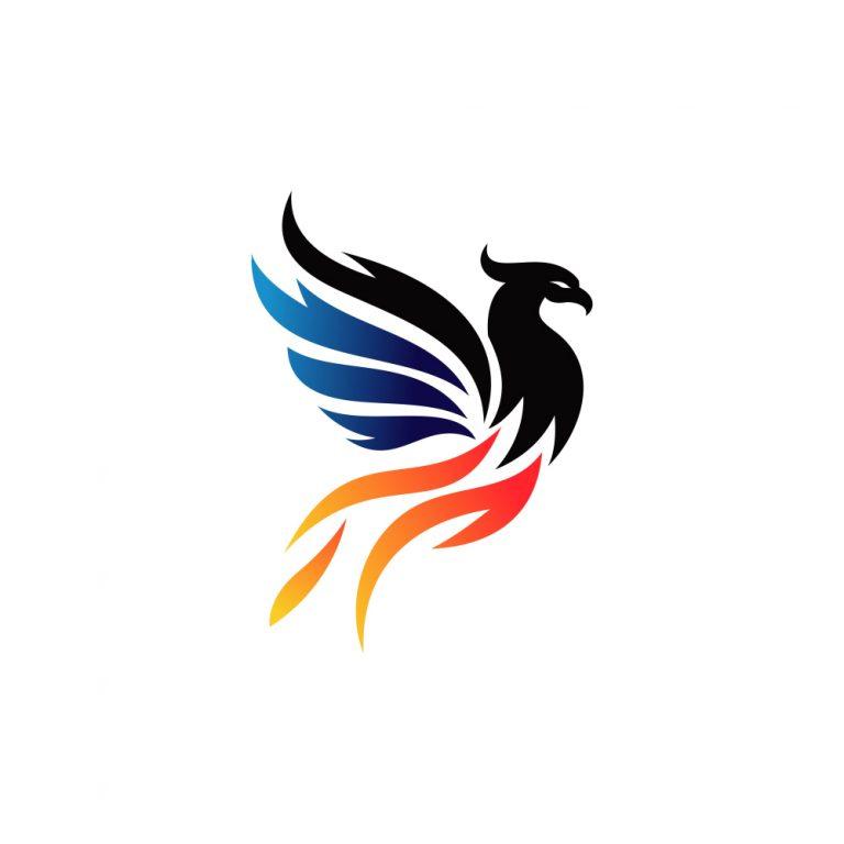 Vector Phoenix Wings Tattoo Style Alas De Vector Estilo De Tatuaje De Phoenix 3 Best Tattooed Wings Designs Animal Icon Design Phoenix Tattoo Wings Tattoo