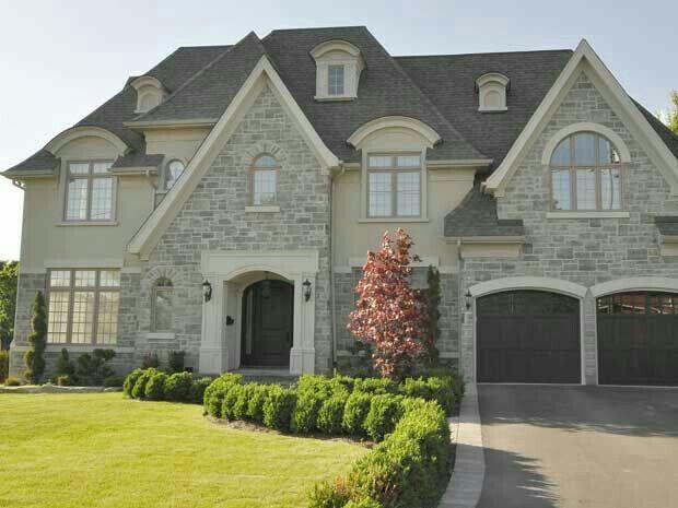 exterior design - Exterior Stucco House Color Ideas