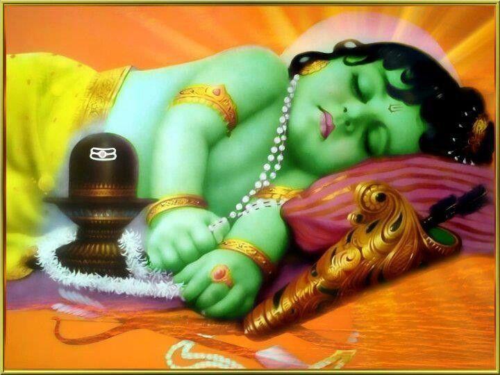 Krishna Radha, Lord Krishna