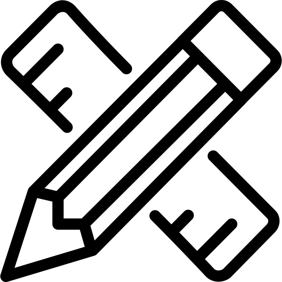 Board Rules X Icon Tool Design Pencil Design