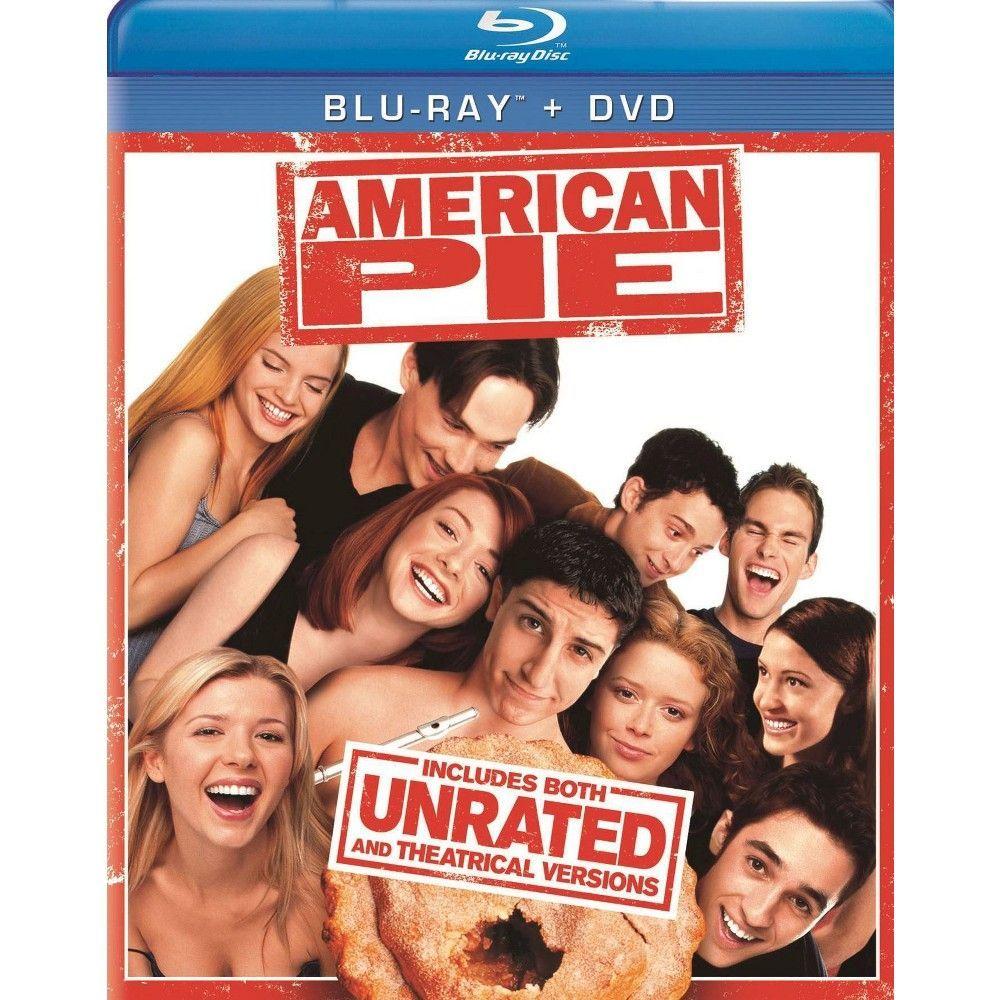 American Pie 2 Discs Blu Ray Fandango Movie Cash American