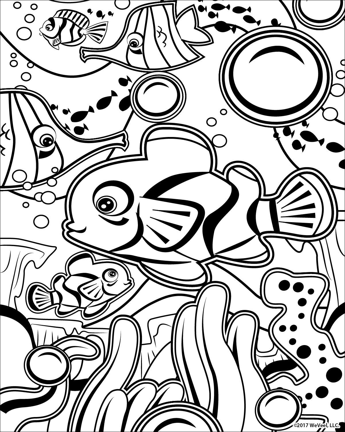 Coloring Pages For Kids Sea Life Coloring Pages Candy Coloring Pages Cute Coloring Pages