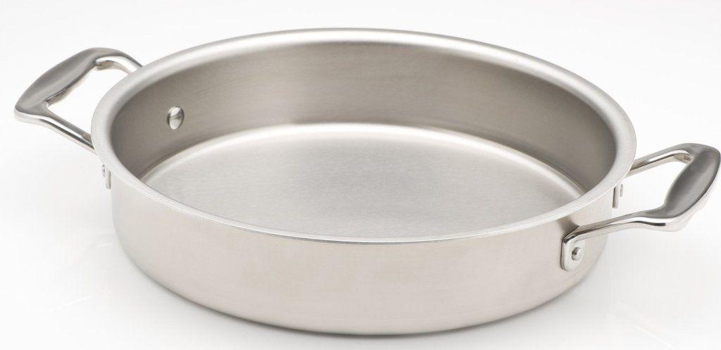 9 round stainless steel cake pan 360 bakeware 360