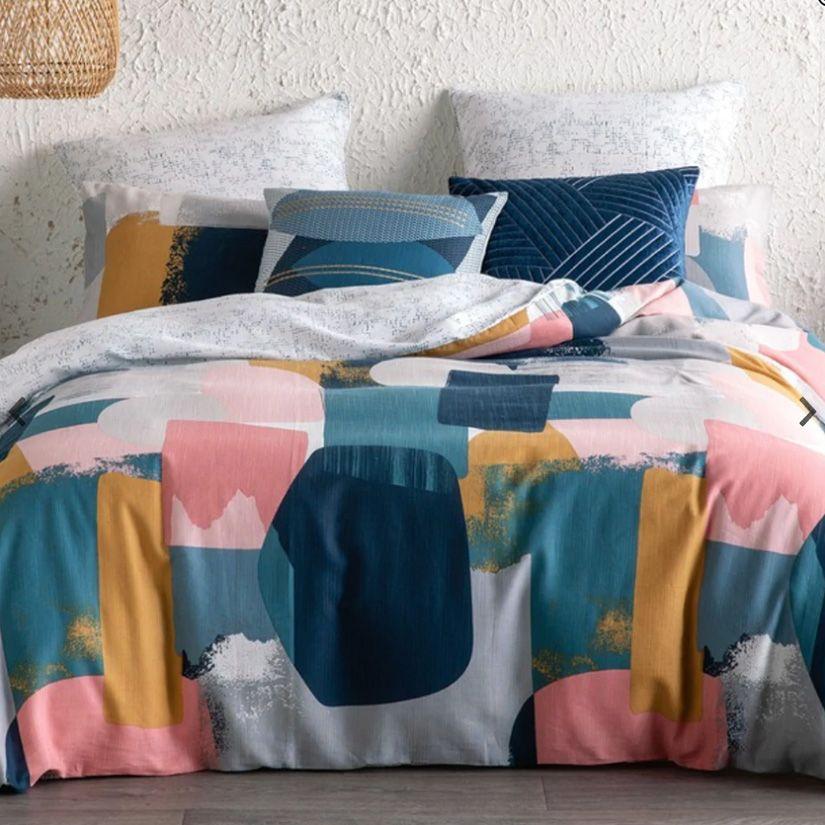10 Housses De Couette Reconfortantes Coup De Pouce Duvet Design Linen Chest Bedding Sets