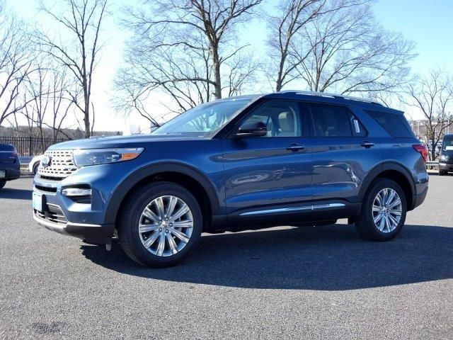 2020 Ford Explorer Limited For Sale in Stroudsburg PA