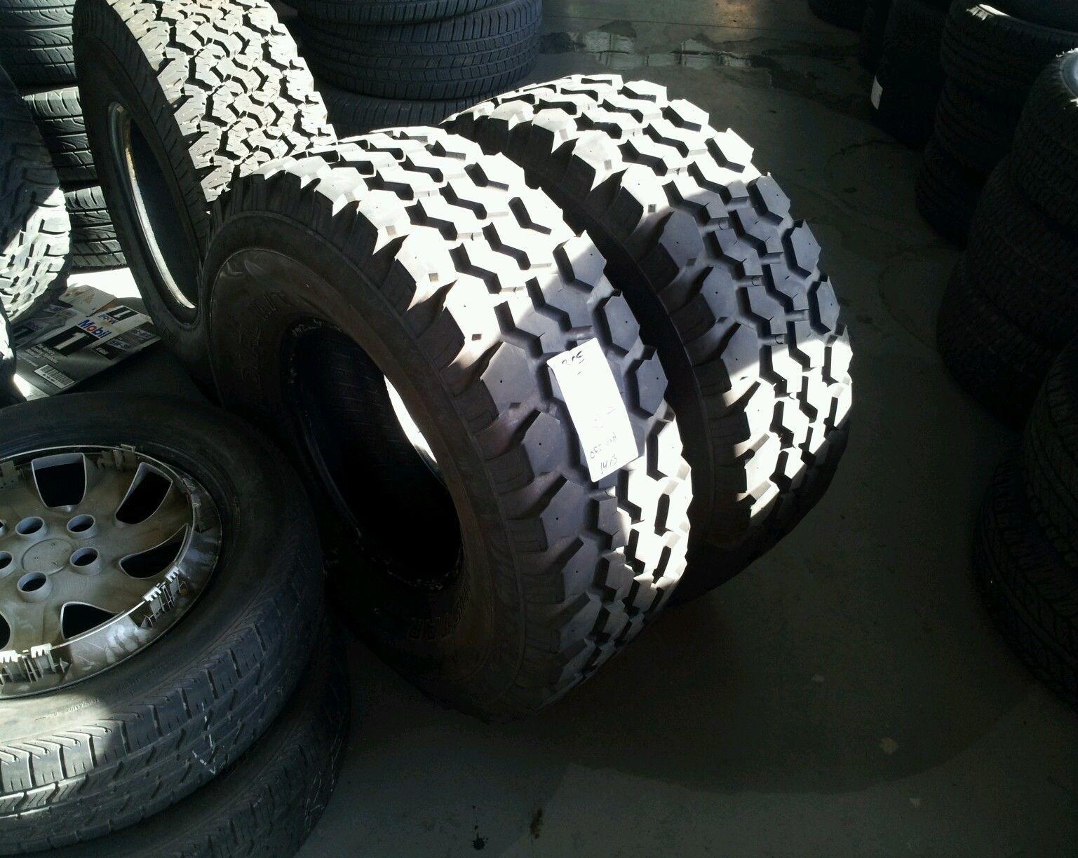 nankang tires preowned mudstar allterrain tires