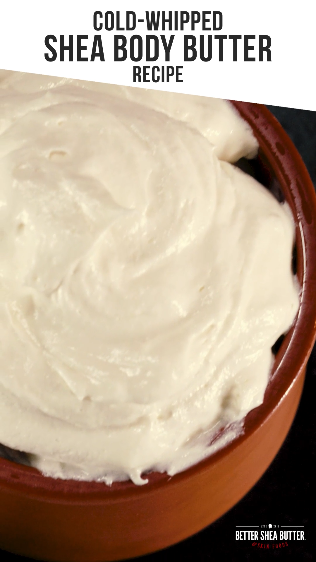 Cold-Whipped Shea Body Butter Tutorial + Recipe |