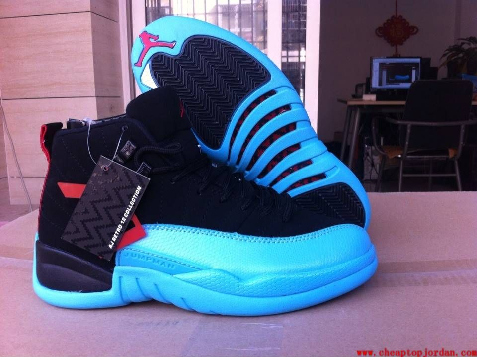 the latest ce2af 6a606 New Fashioned Luxury Air Jordan 12 Gamma Blue Shoes ID 8899623.50% Off, 119.