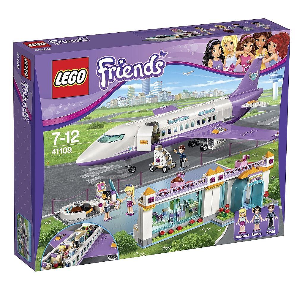 Aeroporto Lego : Strongu elego friends o aeroporto de heartlake u c strong