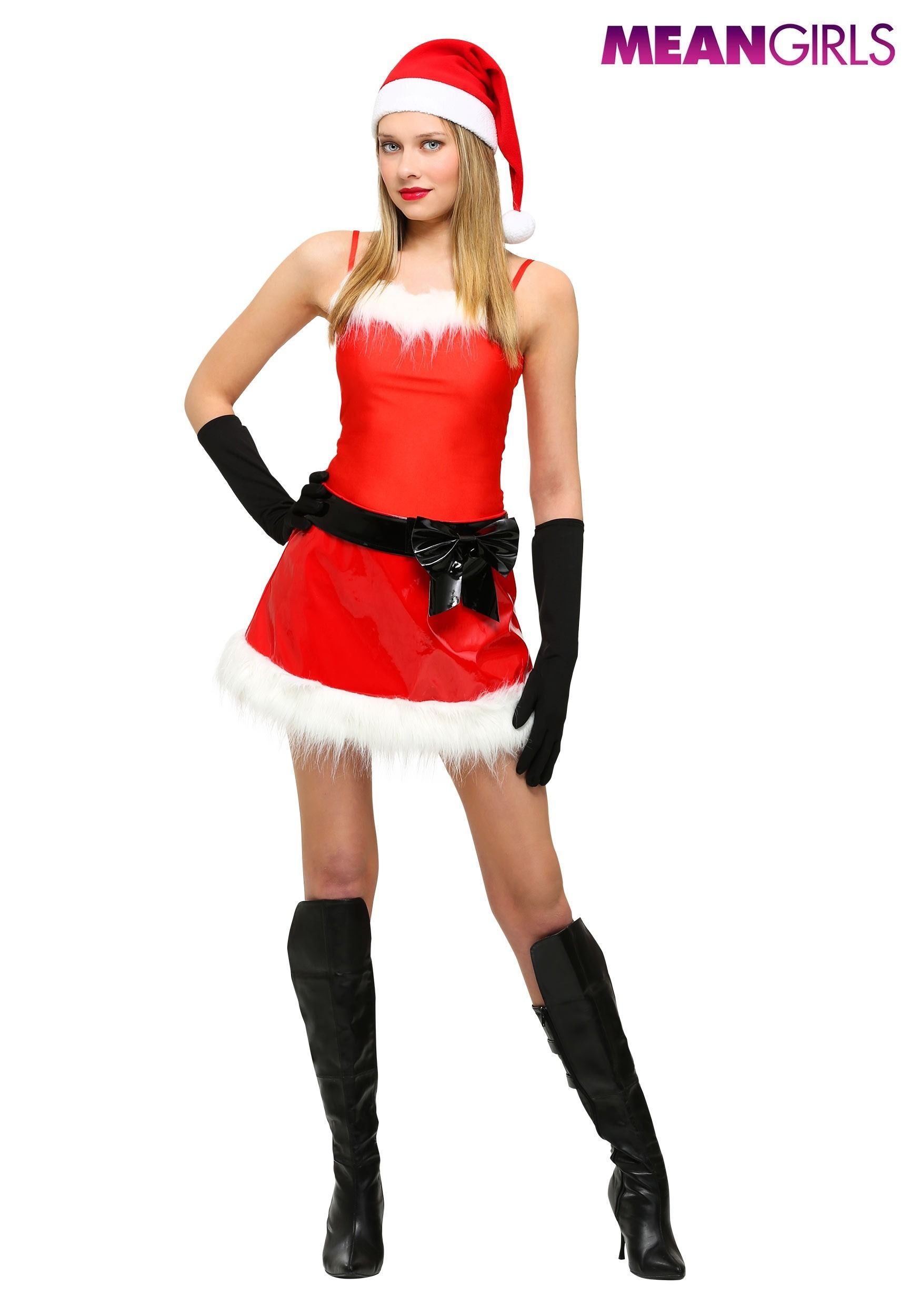 This Mean Girls Christmas Costume is an officially licensed exclusive costume from this popular movie starring Lindsay Lohan.  sc 1 st  Pinterest & Mean Girls Christmas Costume | Cheer competition ideas | Pinterest ...