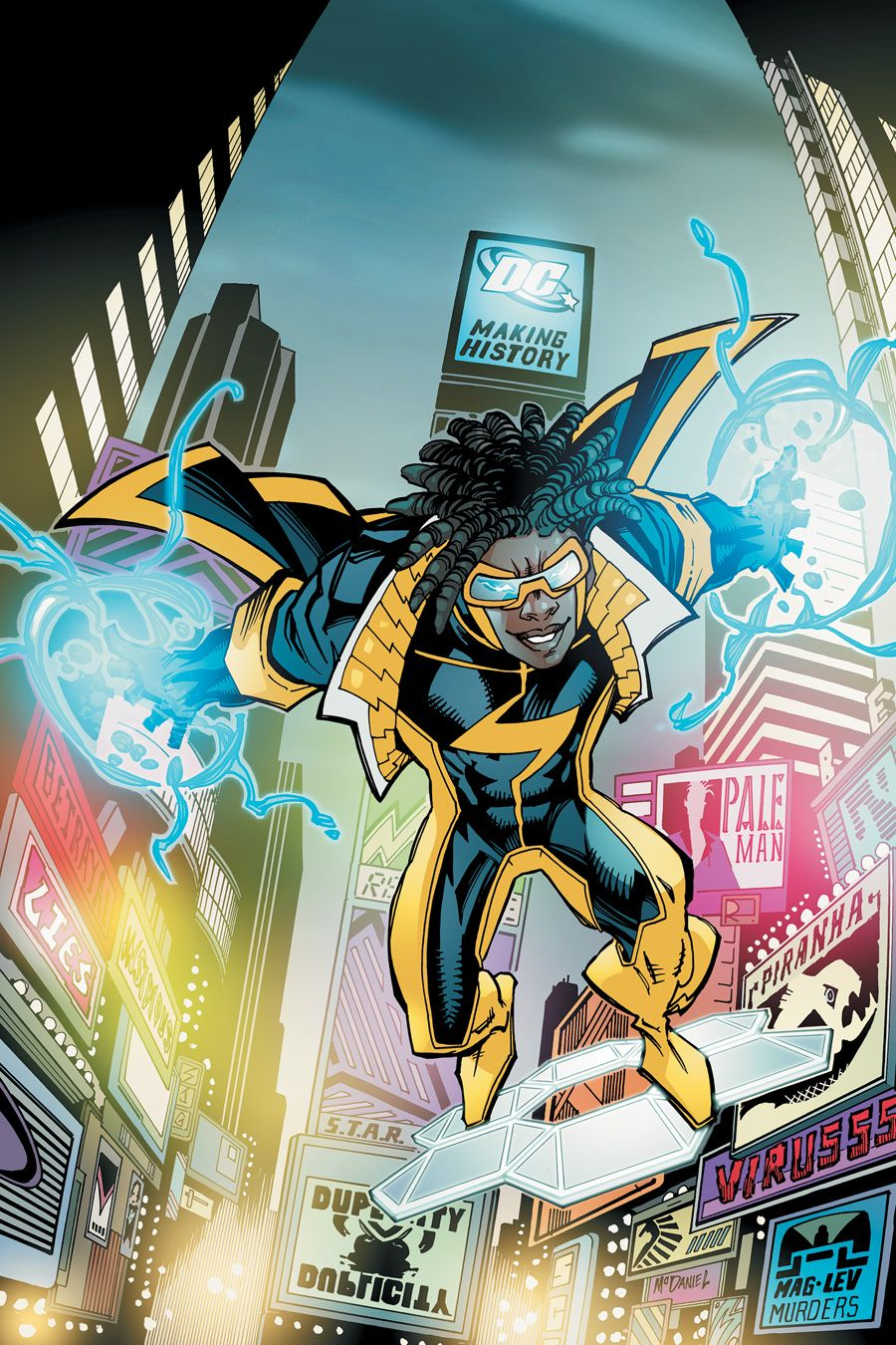 Static Shock And The Teen Titans 107