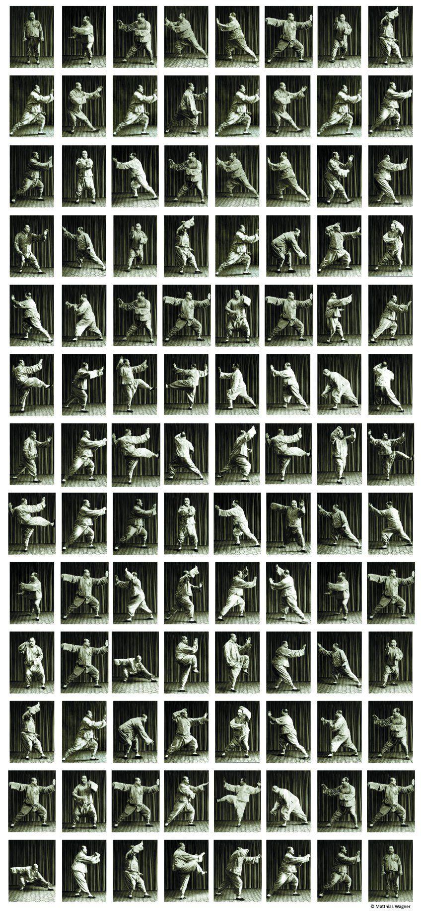 Taï Chi Forme 108 Yang : forme, Dlhá, Forma, Alebo, Foriem, Style, Chuan