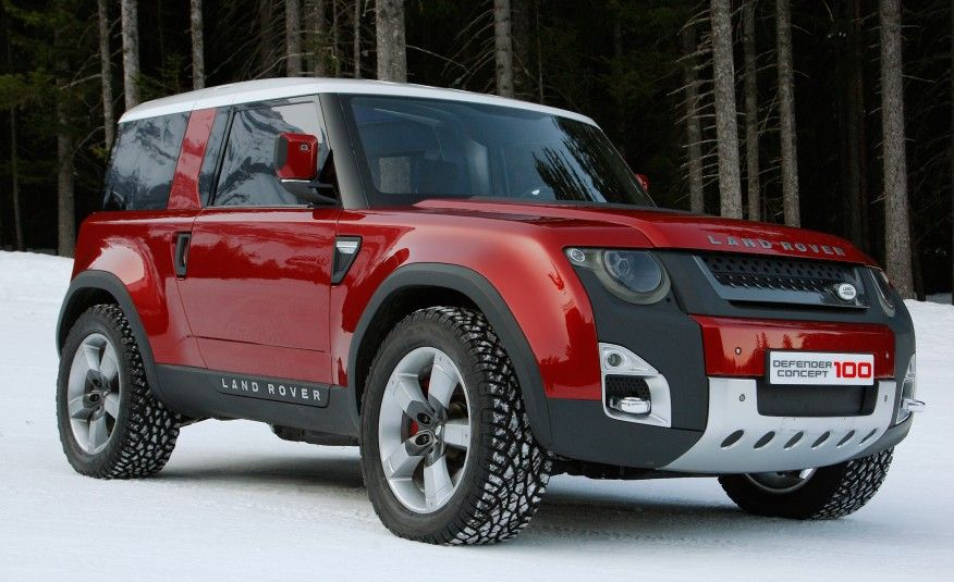 2018 Land Rover Defender The Iconic Off Roader Is Reborn Photo