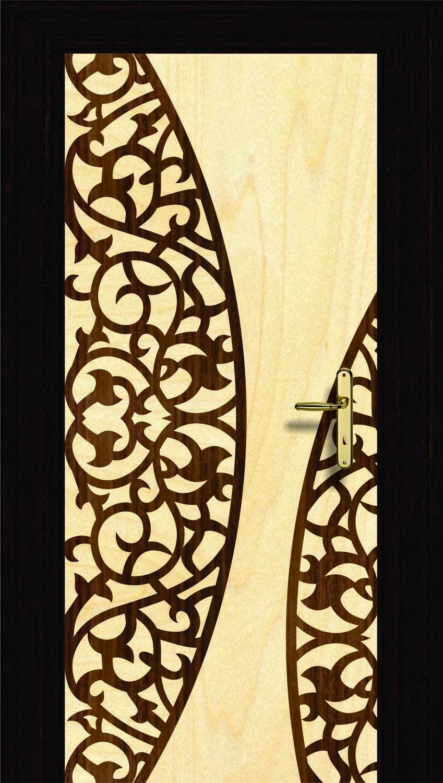 NI-010 Veneer Designed Doors Our website www.niduae.com 3D Wave ...