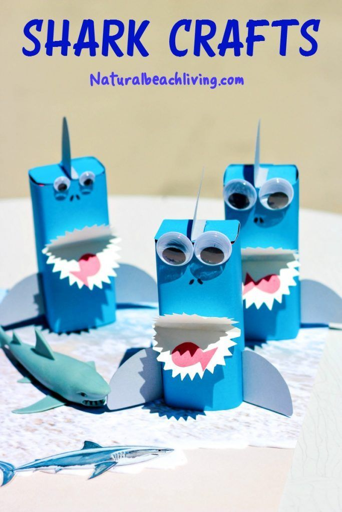 25+ Shark Week Crafts and Activities for Kids #sharkweekfood 25+ Awesome Shark Week Crafts and Activities for Kids, Over 30 Shark Week Activities, free printables, Shark Theme Party ideas, Shark Week Food, Shark Crafts, Games & more #sharkweek #sharkcrafts #sharkweekactivities #sharktheme #oceantheme #kindergarten #preschool #sharkweekfood